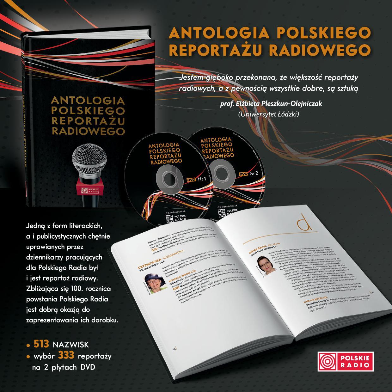 Antologia Polskiego Reportażu Radiowego [2 DVD]