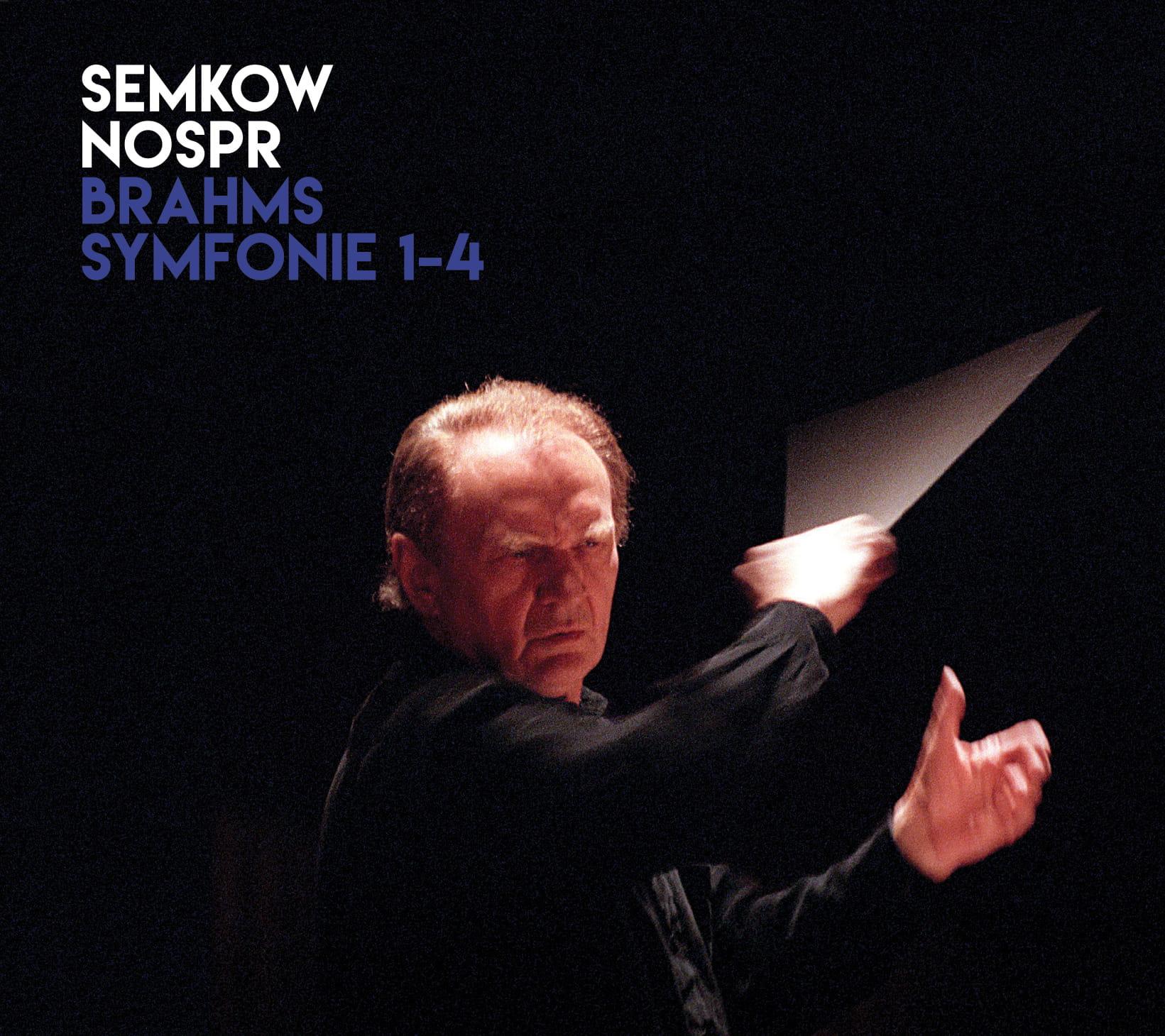 Semkow/NOSPR - Brahms, symfonie 1-4 [3 CD]