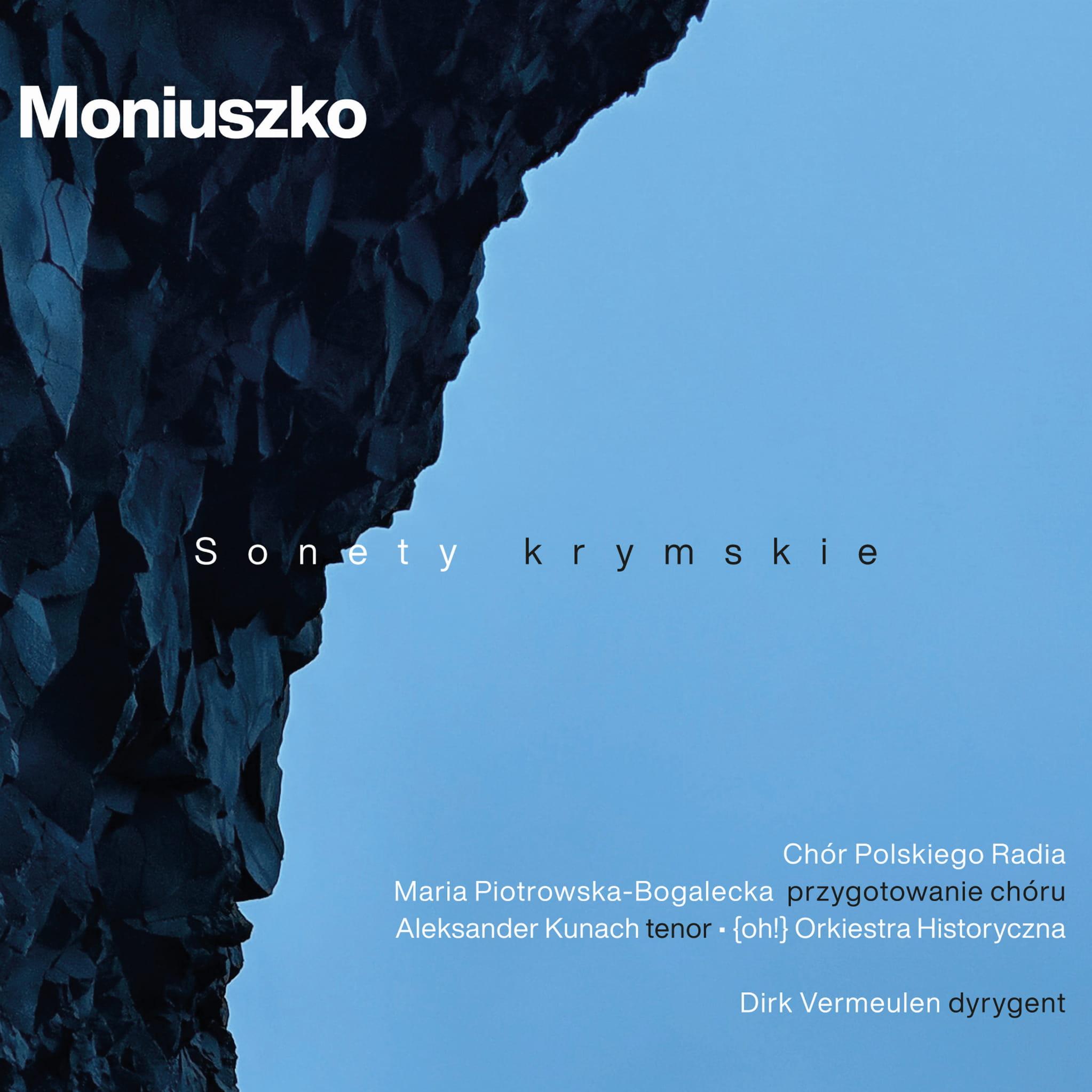 Moniuszko - Sonety krymskie [CD]