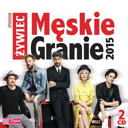 Męskie Granie 2015 [2 CD]